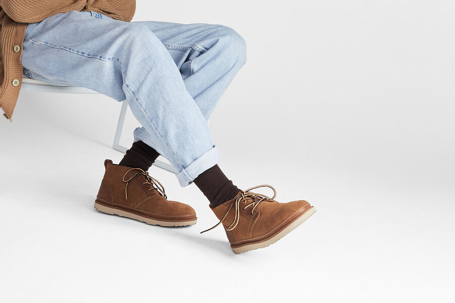 Neumel Unlined Leather Boot - Lifestyle image 1 of 1